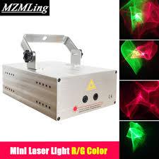 Laser Light Party Machine Us 75 0 Mini Laser Light R G Color Stage Light Dj Bar Party Show Stage Light Led Stage Machine In Stage Lighting Effect From Lights Lighting