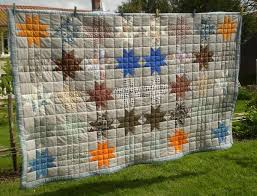 Quilting for Men: 7 Masculine Quilt Patterns & Projects & ... you're making a quilt for a father, husband, brother or son, we've  rounded up some patterns and inspiration for quilts worthy of even the  manliest man! Adamdwight.com