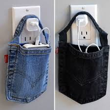14 Diy Recycled Jeans Ideas