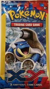 Pokemon - XY - 3 Card Booster Pack- Buy Online in Andorra at  andorra.desertcart.com. ProductId : 46758221.