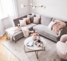 remarkable pink grey living room ideas
