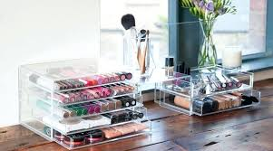 muji drawers makeup finding adequate storage e is always