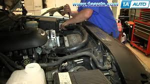 gm vortec 5 3 engine vacuum pression check flowmaster 50 5 3 how to install replace upper radiator hose 5 3l silverado sierra 5 3 vortec vacuum diagram · chevy