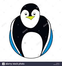 Emperor Penguin Cut Out Stock Images & Pictures - Alamy