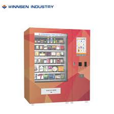 Small Vending Machine Beauteous China Self Small Price Automatic Business WiFi Vending Machine
