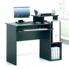 glass computer table narrow computer desk black computer desk long computer desk narrow glass computer table