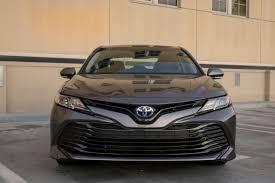 2018 Toyota Camry Hybrid - Our Review | Cars.com