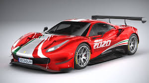 It is a replacement for the ferrari 458 gt2 racing car, using the ferrari 488 as a base. Ferrari 488 Gt3 Evo 2020