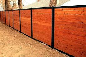 horizontal wood fence panel. Unique Wood Modern Metal Fence Panels Horizontal Wooden Fences Wood  With Posts   And Horizontal Wood Fence Panel P