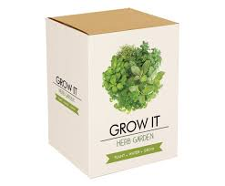 Unwins Kitchen Garden Herb Kit Gift Republic Grow It Grow Your Own Herb Garden Amazoncouk