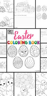 The best free, printable easter coloring pages! Free Easter Coloring Pages Your Kids Will Love