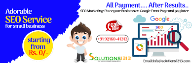 SEO Company in Chandigarh   Dial +91 9216041313