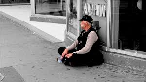 essay about homeless people best way to solve homelessness give  homelessness in toronto photo essay tmtv media this homeless man sits on the side of the