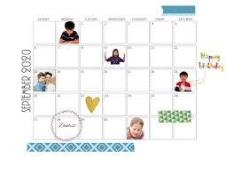 Clander Maker Free Photo Calendar Maker Create Online Print At Home