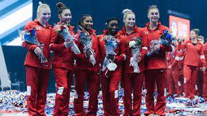 Tokyo — like so many other fans, the u.s. Tokyo Bound Meet The U S Women S Gymnastics Team