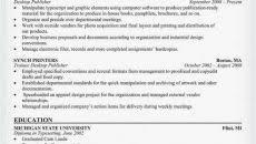 Example Bartender Resume - Resume
