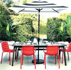 black and white striped patio umbrella outdoor furniture accessories popular of
