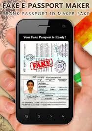 Prank 1 အတွက် Aptoide Fake Apk ပြုလုပ်ပါ Maker အား ဒေါင်းလုပ် Android Passport 1