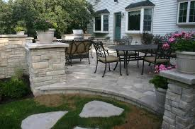 Patio Pictures  Gallery  Landscaping NetworkBackyard Patio Stones