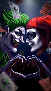 Joker And Harley Wallpaper 67 Images