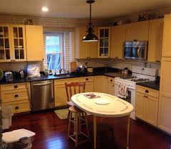New For Kitchens Babcis New Kitchen And Kitchen Design Tips First Gen American