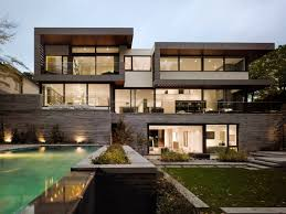 Modern Houses Interior And Exterior Modern Fresh Nuance Of The - Modern houses interior and exterior
