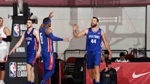 Matt Costello helps Pistons top Pacers, stay unbeaten in Vegas