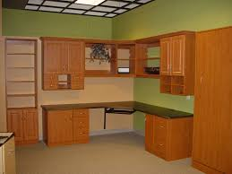 office wall cabinets. Contemporary Cabinets Custom DeskOffice To Office Wall Cabinets