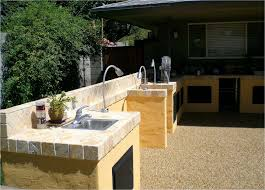 outdoor kitchen countertops elegant best outdoor kitchen countertop material wow blog
