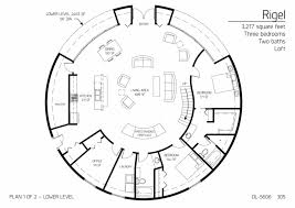 round house floor plans round house floor plans loft architecture small tiny plan dl with