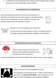 HOLLEBEEKSCHOLEN 19. jaargang nummer 55 december PDF