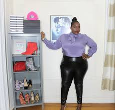 if you have been on the hunt for a pair of plus size faux leather leggings we got you below is a roundup of 10 pairs that will elevate your outfits during