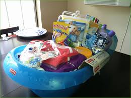 baby shower gift baskets pleasant baby bathtub t basket