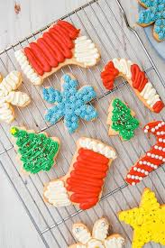 Create gorgeous cookies for your buffet table or to give as unique gifts. 60 Easy Christmas Cookies Best Recipes For Holiday Cookies