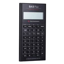 Financial Calculator 2019 Ti Baii Plus Professional Cfa 10 Digits Led Calculatrice Calculadora Financial Calculations Students Financial Calculator From Zhengzhouww