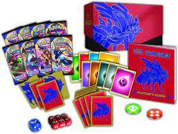 Pokemon TCG: Sword and Shield Elite Trainer Box- Zacian - 8 Boosters   45  Pokémon TCG Energy cards - Walmart.com - Walmart.com