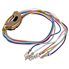1955 chevy wiring harness 1955 image wiring diagram american autowire 35775 chevy steering column wiring harness adapter on 1955 chevy wiring harness