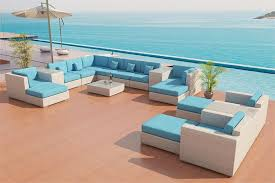 blue and white furniture. Blue And White Furniture. Patio Furniture With Cushions Stunning Sofa Outdoor Set 25 Home