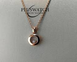 chopard pendant happy diamonds 79a017