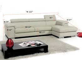 nicoletti angel leather sectional sofa