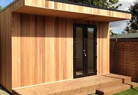 building a garden office. There Are So Many Reasons To Build A Garden Office Or Room For Your  Property. As Well As Adding Extra Space, It Can Provide Quieter Space Work Building