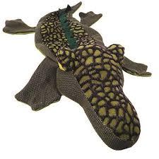 16 plush gary gator dog toy