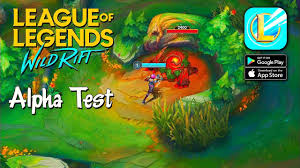 Alpha Test is coming - League of Legends: Wild Rift (Android/IOS) - YouTube