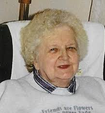 Lucille Rhodes Obituary, Coventry, RI