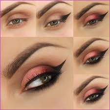 how to do hawaiian plumeria photo eye makeup tutorial makeup eyemakeup makeuptutorial