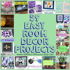 3/31   59 Easy DIY Room Decor Projects