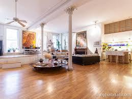New York Apartment: 3 Bedroom Loft - Duplex Apartment Rental in ...