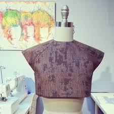 Crop Top Sewing Pattern Interesting Sewing Blog By Sheila Wong Sheila Wong Fashion Design Studio Ltd
