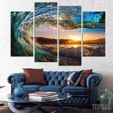 98 best nature art decor images on canvas prints throughout nature canvas wall art
