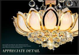 traditional crystal chandeliers lighting gold palace light luxury hotel lamp for bedroom guaranteed 100 9050 450